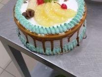 Делаем торты и кондитерские изделия на заказ