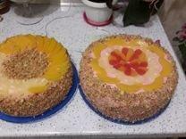 Пеку торт на заказ