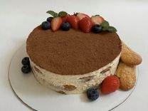 Торты, капкейки и другие мини-десерты