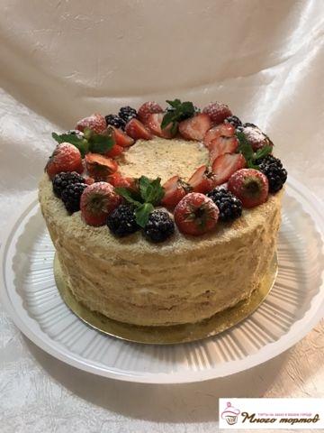 Торт медовый На заказ