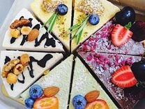 Raw десерты