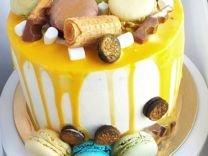 Самый вкусный свадебный торт