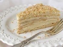 Настоящий Торт Наполеон ручной работы на заказ