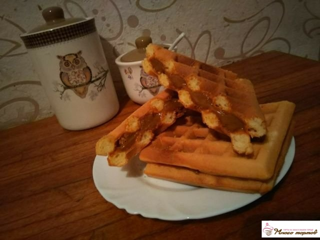 Вкусная домашняя выпечка