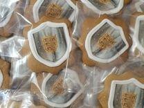 Пряники и имбирное печенье на заказ
