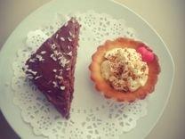 Домашние Корзиночки и Шоколадный Брауни