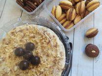 Классические торты, печенья и десерты