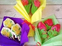 Капкейки, торты, пряничные наборы к праздникам