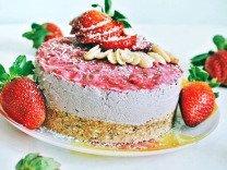 Живые торты на заказ (raw десерты)