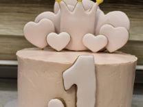 Торт на заказ, пряники без красителей, капкейки