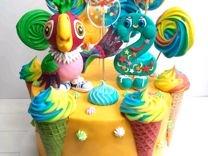 Торты и сладкие фигурки на заказ