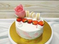 Торт на заказ, домашняя выпечка
