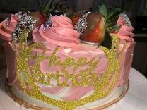 Тортики и пирожные на заказ
