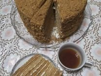 Пеку торты и хлеб на заказ