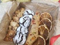 Капкейки, трайфлы, коробочки с печеньем на заказ