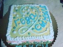 Спеку торт/ пирожное