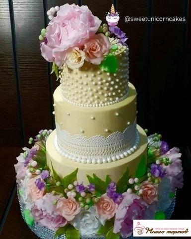 Цены свадебных тортов на заказ   Каталог объявлений «Много тортов»