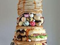 Эксклюзивный торт на заказ