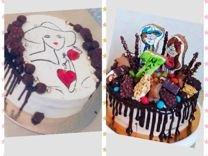 Домашние торты, Пряники, Капкейки