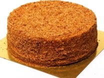 Домашняя выпечка-Тортик медовик на заказ. Томск