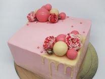 Красивые и очень вкусные сладости (торт, капкейки)