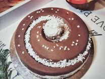 Живые муссовые торты в наличии