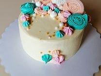 Торты, капкейки и другие сладости