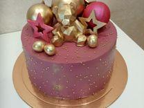 Сделаю вкусный и красивый торт, капкейки, трайфлы