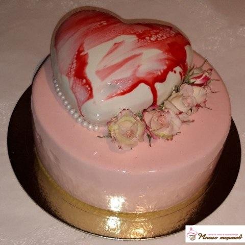 Красивые и вкусные торты на заказ
