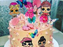 Торты на заказ Naz cakes