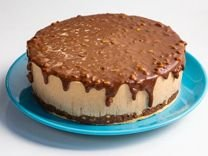 Тортики и пироги на песочной основе