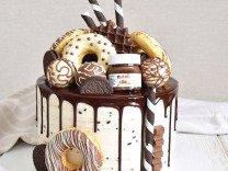 Торты и различные сладости на заказ