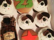 Капкейки, торты, пирожное на заказ Спб