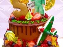 Торты, капкейки, зефир и др сладости на заказ