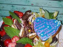 Торты, капкейки, кейк-попсы, имбирные пряники