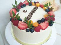 Капкейки, тортики и другие сладости