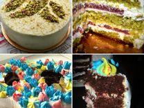 Торты, капкейки, кейкпопсы, торты, пряники расписн
