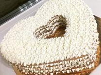 Торты,десерты на заказ доставим до квартиры