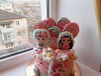 Торты и сладости на заказ)