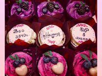 Капкейки Десерты на заказ Москва Мытищи
