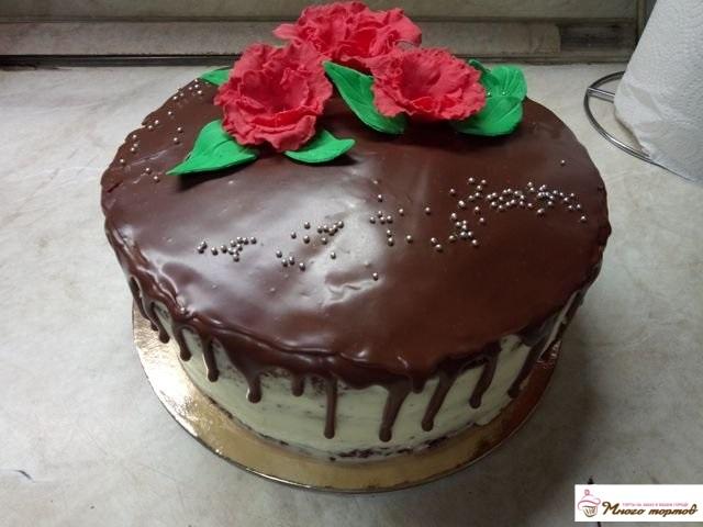 Домашние тортики и выпечка на заказ