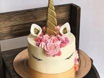 Капкейки, торты на заказ