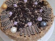 Домашние торты и выпички на заказ