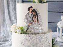 Свадебные торты на заказ от Шоколадницы