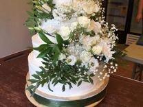 Свадебные торты, пирожные