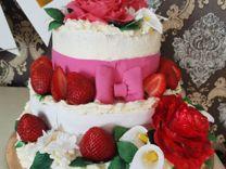 Торты на заказ, свадебные торты