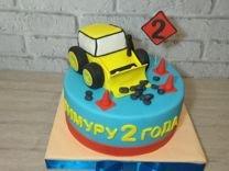 Эксклюзивный торт под заказ на день рождение