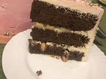 Торты пирожные