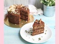 Низкокалорийный торт для аллергиков