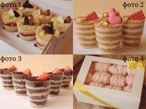 Торты десерты капкейки в Евпатории